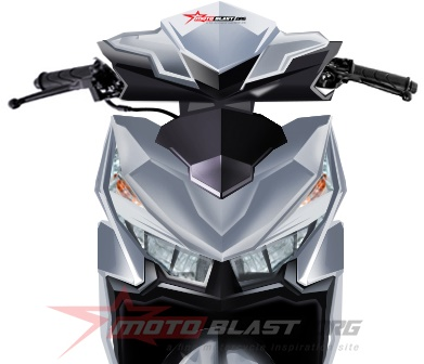 headlight LED honda vario 150