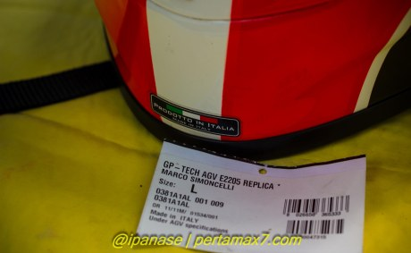 Helm AGV GP-TECH E2205 REPLICA MARCO SIMONCELLI_-61