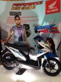 Honda beat ESP blue