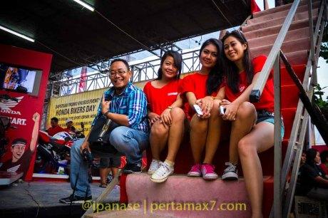 Honda Bikers Day 2014 Pantai Pandawa Bali_-31