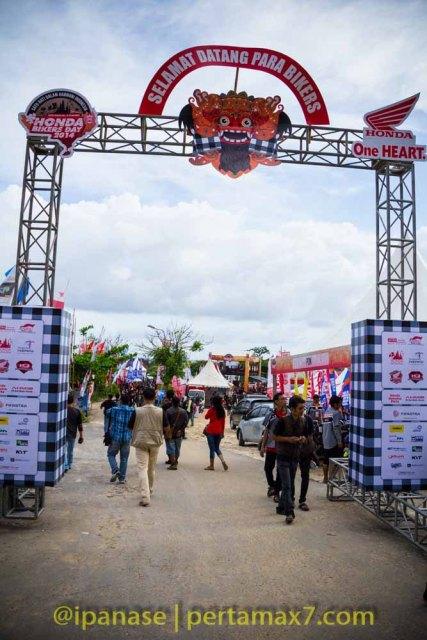Honda Bikers Day 2014 Pantai Pandawa Bali_-5