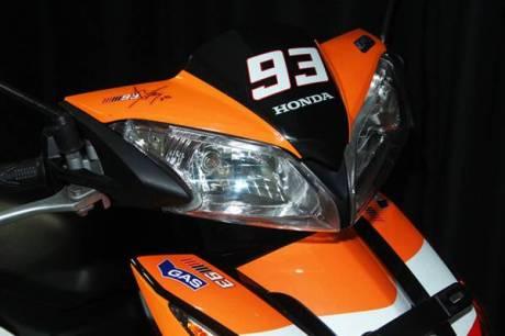 Honda Blade 125 FI Repsol  Edisi juara Marc Marquez 4