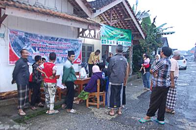Honda Gelar Program CSR Peduli Bencana Tanah Longsor Banjarnegara Photo (2)