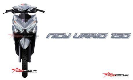 honda new vario 150 motoblast