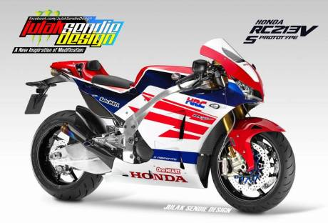 Honda RC213V-S headlam honda CBR1000RR