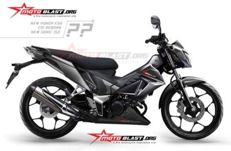 Honda Sonic reborn K56 Motoblast  3