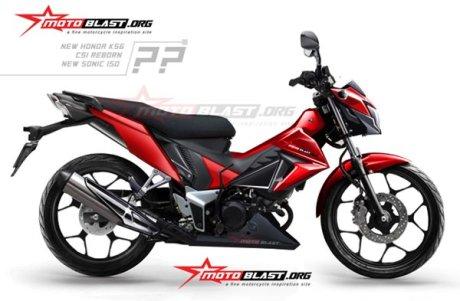 Honda Sonic reborn K56 Motoblast  4