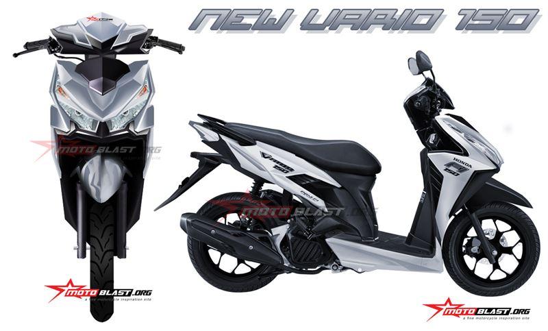 Sotosop Honda Vario 150 Ala Motoblast Ini Cuma Kurang