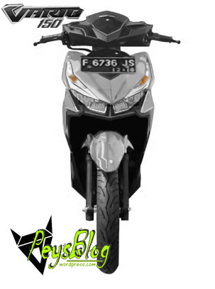 Honda vario-150-tampak-depan-peysblog
