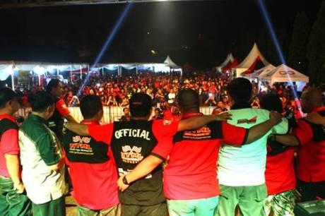 JAMBORE BIKERS NUSANTARA 12 Tahun HTML  Mengabdi Untuk Indonesia 12