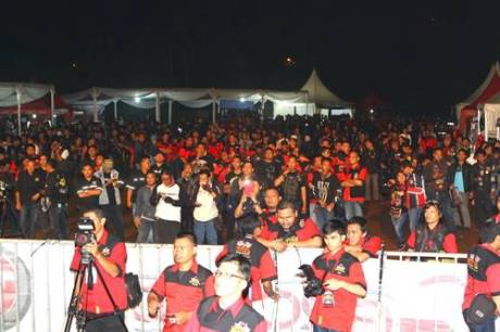 JAMBORE BIKERS NUSANTARA 12 Tahun HTML  Mengabdi Untuk Indonesia 14