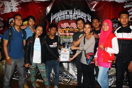 JAMBORE BIKERS NUSANTARA 12 Tahun HTML  Mengabdi Untuk Indonesia 15