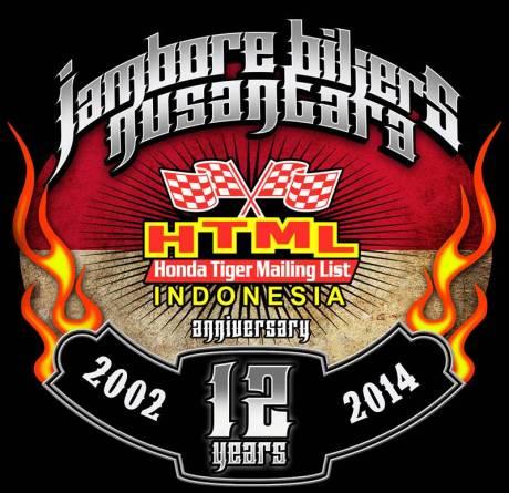 JAMBORE BIKERS NUSANTARA 12 Tahun HTML Mengabdi Untuk Indonesia 2