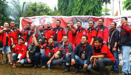 JAMBORE BIKERS NUSANTARA 12 Tahun HTML  Mengabdi Untuk Indonesia 5