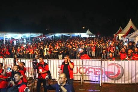JAMBORE BIKERS NUSANTARA 12 Tahun HTML  Mengabdi Untuk Indonesia 9