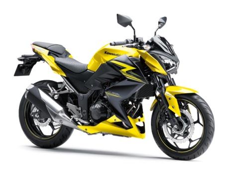 Kawasaki Z250 ABS 2015 ASC 15_ER250D_YEL2_RF