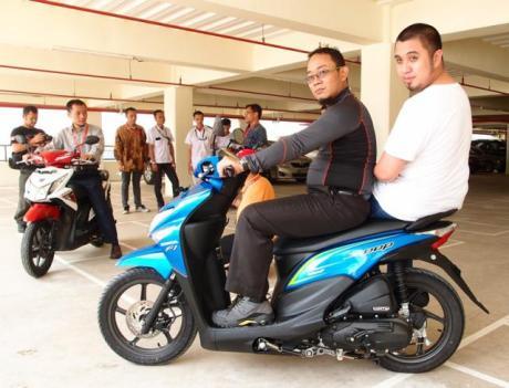 kobayogas feat indobikersmag naik honda beat pop