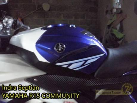 Kondom tangki yamaha R15 ala Yamaha R6 pertamax7.com 4