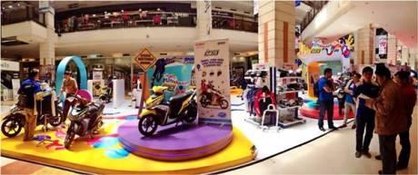 Launching Mio M3 125 di Bandung