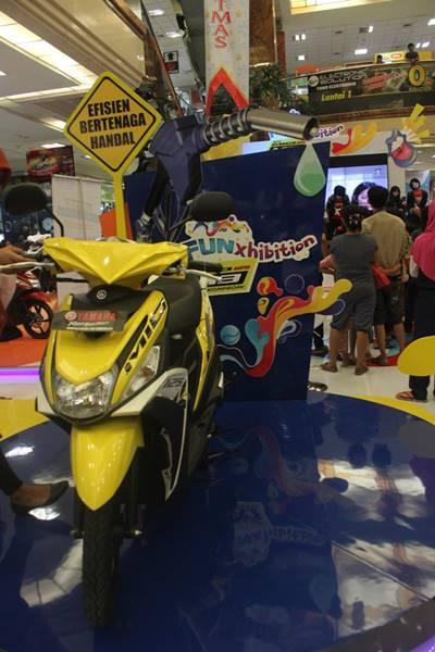 Launching New Mio M3 125 di Tangerang (3)