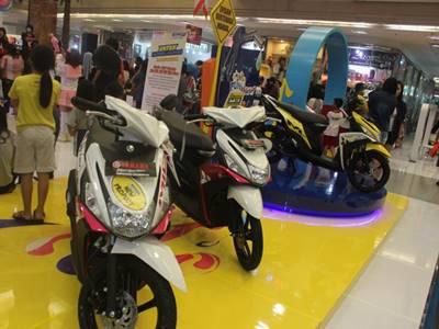Launching New Mio M3 125 di Tangerang (4)