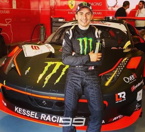 Lorenzo Naik Ferrari 458 Juara Gulf 12 Hours bersama Kessel Racing 2