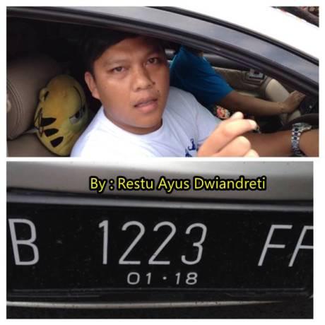 Mengaku Anggota, Orang Ini Acungkan Pistol saat ditegur Saat Parkir sembarangan