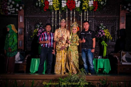 Menghadiri Pernikahan Punggawa Balu Oto Work Yogyakarta_-2