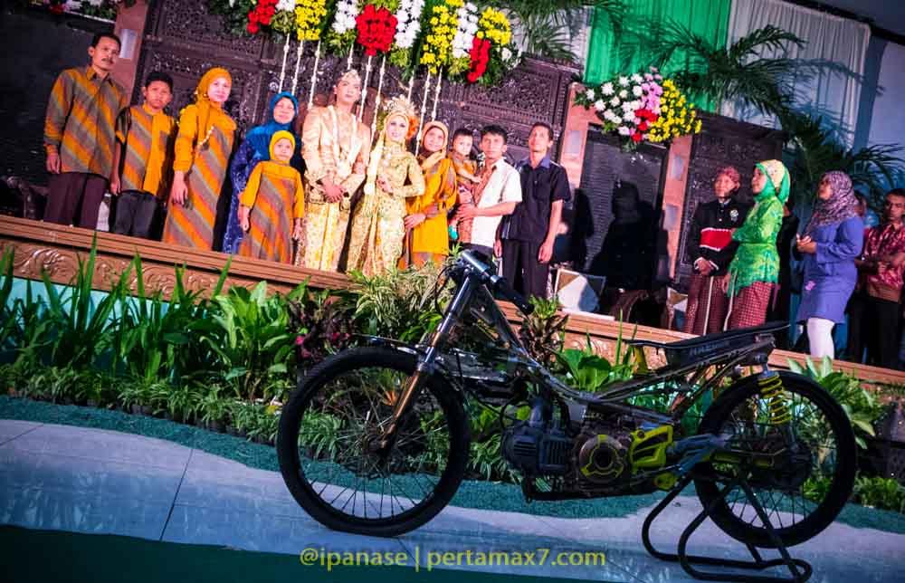 Menghadiri Pernikahan Punggawa Balu Oto Work Yogyakarta_-3
