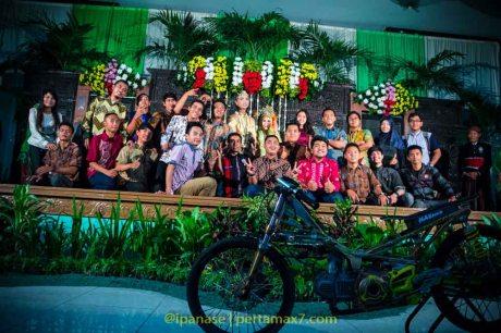 Menghadiri Pernikahan Punggawa Balu Oto Work Yogyakarta_-6