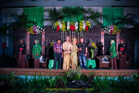 Menghadiri Pernikahan Punggawa Balu Oto Work Yogyakarta_