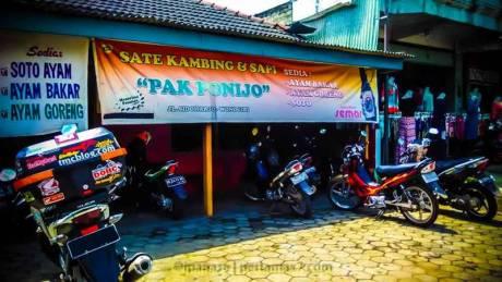 Nyicip Sate Kambing Pak Ponijo Sidoharjo Wonogiri Pertamax7.com_-11