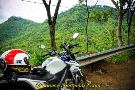 Pertamax7.com jelajah jalan treggalek bersama yamaha new vixion lightning_-9
