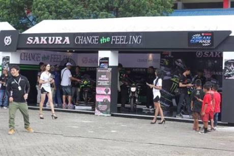 Racing Kit Market di Yamaha Asean Cup Race 2014 memadukan race dengan bisnis (3)