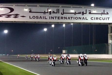 Runner Up ADC 2014 Pebalap AHM Kibarkan Merah Putih di Sirkuit Losail Qatar ADC Qatar 02