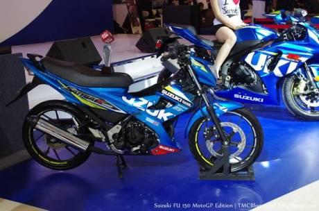 Suzuki Satria FU150 MotoGP Special Edition 3