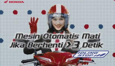 TVC HONDA BEAT ESP with JKT48 ISS Fitur