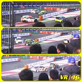 Valentino Rossi On Monza Rally 2014 1