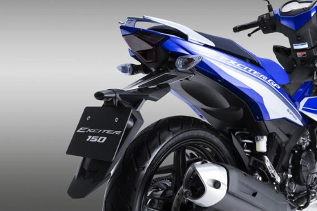 Yamaha Exciter 150 RC Vietnam Studio Photo 14