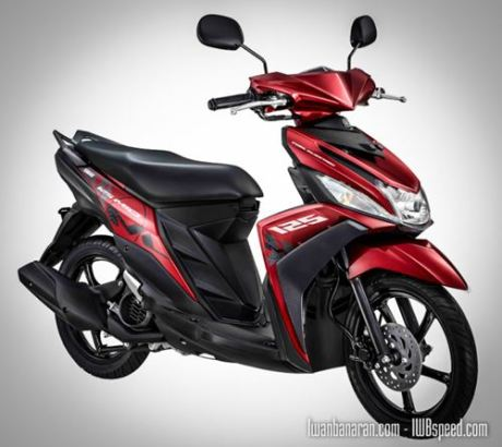 Yamaha Mio 125 cast-red-copy_2