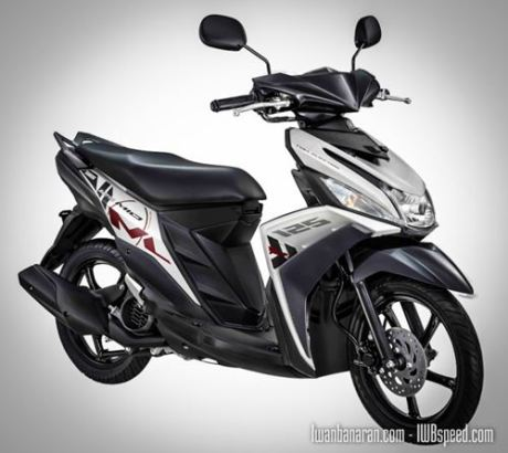Yamaha Mio 125 cast-white-gray-copy_2