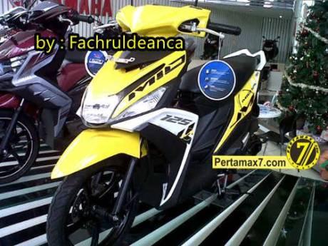 Yamaha Mio 125 di dealer Semarang 2