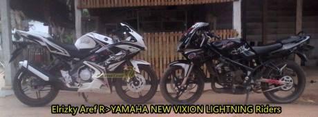 yamaha new vixion fairing ninja 150