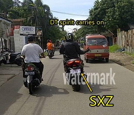 yamaha X-MAX 250 di bekasi indonesia