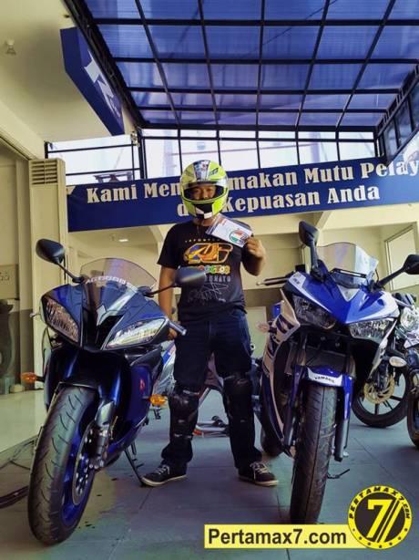 Yamaha YZF-R6 dan R25 pertamax7.com