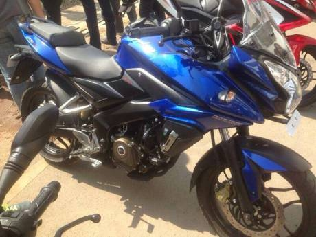 Bajaj Pulsar 200 AS adventure Sport India 1