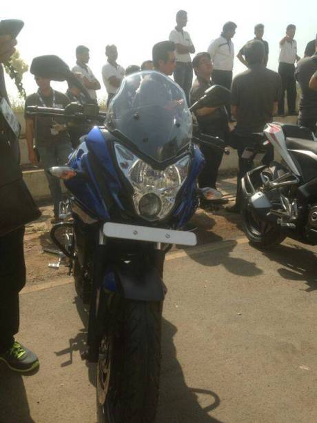 Bajaj Pulsar 200 AS adventure Sport India 2