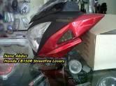 Detail Headlamp Replika Kawasaki Z250, Pake Bohlam Motor Bebek Soket M5 10