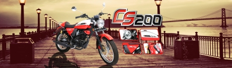 Happy CS200 Cafe Racer 003 pertamax7.com