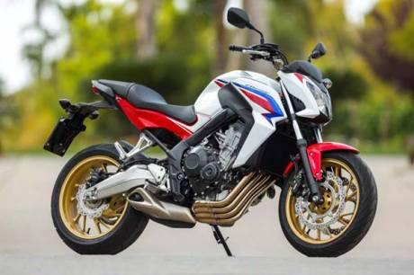 Honda CB650F 2014 11